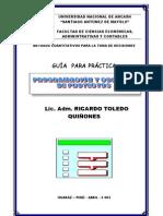 Guia Practica PERT-CPM