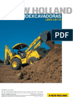 Catalogo Retroexcavadora New Holland