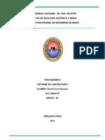 informe de fisicoquimica 1
