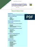 Balance Social Perú