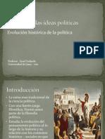 Semana N° 2 Evolución Histórica de la Política