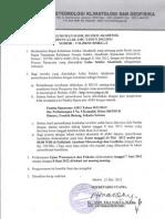 an Seleksi Akademik Sipencatar Amg Tahun 2012-2013