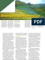 RT Vol. 9, No. 1 Winning the upland poverty war