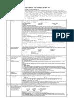 Form-49A PAN Card