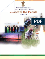 Report To The People 2011-2012