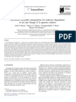 Iron-Nickel Bimetallic Nano Particles for Reductive Degradation of Azo Dye Orange G in Aqueous Solution