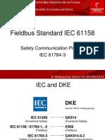IEC 611158 Fieldbus