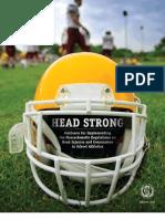 Head Injury Reg Guide Acc