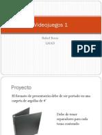 1 0 Especificaciones Del Videojuego