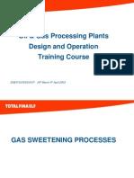 Gas Sweetening Total