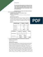 UOL MA Trial 2012 Marking Scheme