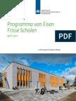 Programma Van Eisen Frisse Scholen - April 2012