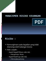 7 Manajemen Risiko Keuangan