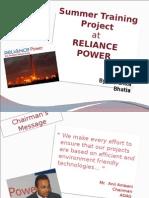Reliance Power - Final PPT