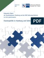 2009_UniKiel_Clusterpolitik in HH Und SH