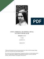Mala Terezija, Povijest jedne duše