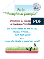 Festa Zambana Vecchia 2012