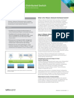 VMware vNetwork Distributed Switch DS En