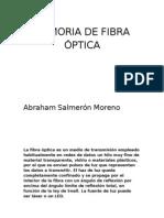 Memoria de Fibra Optica
