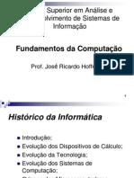 Aula 02 - HISTÓRICO DA INFORMÁTICA
