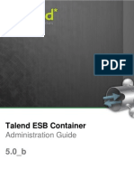Talend ESB Container AG 50b En