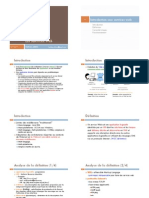 Introduction Services Web