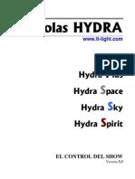 Manual Hydra330 ES