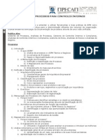 Analise Processos Controles Internos