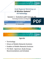 Doc2-LTE Workshop_TUN_Session1_Evolution Path Towards 4G