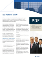 Ibs Planner View