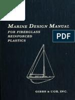 marinedesignmanu00gibb