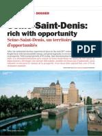 Paris Region Magazine Num 2 - Seine Saint Denis