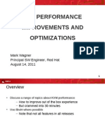 Kvm Forum 2011 Performance Improvements Optimizations D