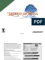 Legend of Mana_Handbuch