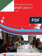 IARS Impact Report 2010-11