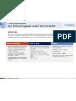 Upgrade SAP ECC 6 EHP5 Pharmaceutical