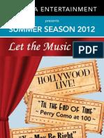 Hofstra Entertainment Summer Season 2012