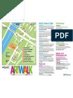 Artwalk Map2012 With Info3