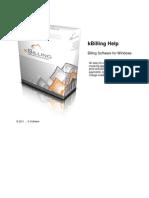 Kbilling Help