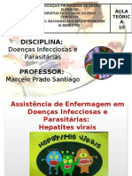 Aula 10 - Hepatites virais