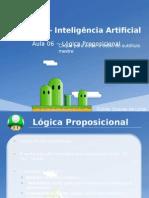 IA Aula 06 Logica Proposicional