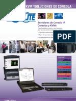 Redes Tripp Lite Catalogo Servidores de Consola IP, Consolas , KVM www.Logantech.com.mx Mérida, Yuc.