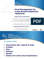 Roy_Pharmaceutical Management for Micro Nutrients and Anemia-Reduction Medicines