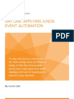 Day One Apply Junos Event Automation PDF