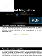 Potencial Magnetico