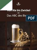 Von Ale bis Zwickel. Das ABC des Bieres