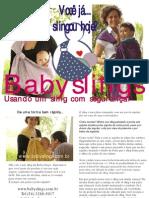 Manual Baby Slings