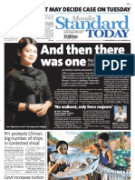 Manila Standard Today - May 24, 2012 Issue