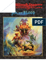 AD&D- Classic - Monstrous Arcana, Sea of Blood