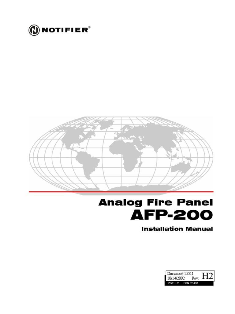 Afp200 Manual Electromagnetic Interference Smoke Analog Amper Panel Meter Fort Type Ob 45a
